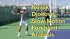 Djokovic Forehand Analysis