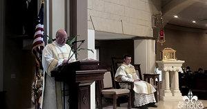 10:00 AM Mass | 08/16/20