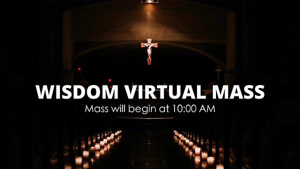 Palm Sunday 10AM Mass | 4/5/20