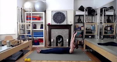 Thursday Pilates Mat Work