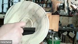 Verdigris Platter