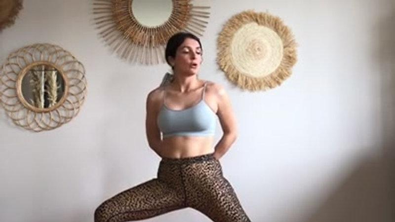 Yoga Vinyasa - Ouvertures de coeur (Vidéo confinement 1)