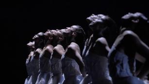 "Making-of du tournage du spectacle ""Le Lac des Cygnes"" d'Angelin Preljocaj"