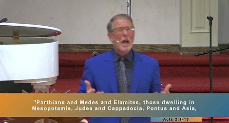 Pentecost Sunday Livestream