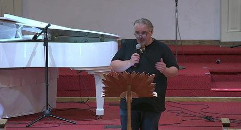 Wednesday Bible Study w/ Michael Gillern