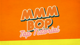 """Tap with Emily - """"MMMbop"""" (Post Modern Jukebox) (Inter/Advanced)"""