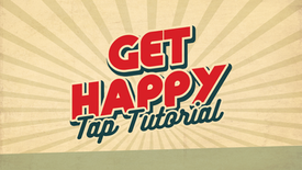 """Tap with Emily - """"Get Happy"""" (Inter/Advanced)"""