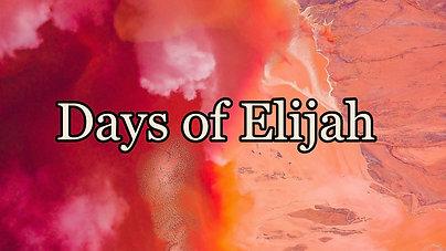 Days of Elijah $10.99