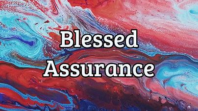 Blessed Assurance $10.99