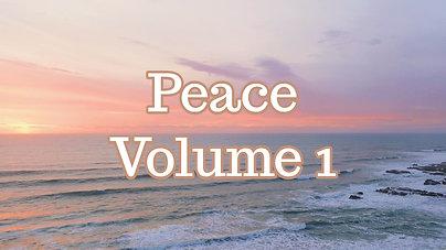 Peace Volume 1