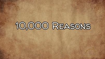 10,000 Reasons $10.99