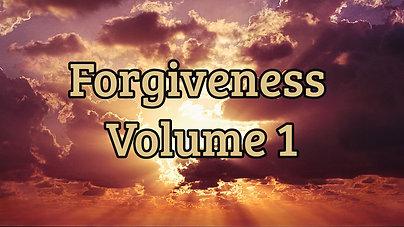 Forgiveness Volume 1 $10.99