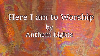 Here I am to Worship $12.99