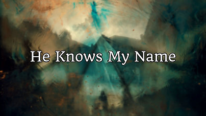He Knows my Name $10.99