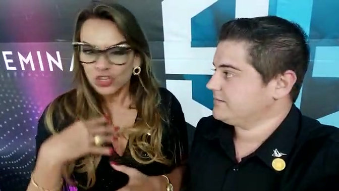 Geovani Perini e Adriana Titânica - Líderes do Grupo Hinode