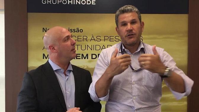 Sandro Rodrigues - Presidente do Grupo Hinode