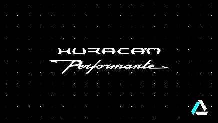 "2018 Lamborghini Huracán Performante ""Orion Nebula"": Teaser Trailer"