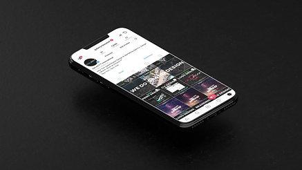 3D MOCK-UP: iPhone X