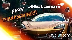 DARK EARTH | Car Music Video with McLaren 570S