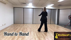 L36. Beginner Extension Cha Cha Cha - Leads