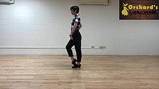 L3. Leg Action Exercise - Cha Cha Cha and Rumba