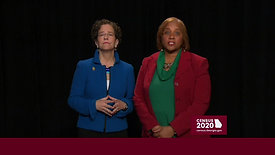 Becky Evans & Lisa Norwood - Every. One. Counts. Federal Funding Census 2020 (30 sec)