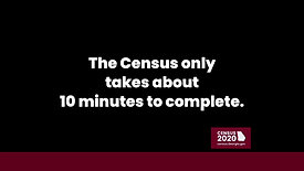 Kay Kirkpatrick - Every. One. Counts. Quick and Easy Census 2020 (30 sec)