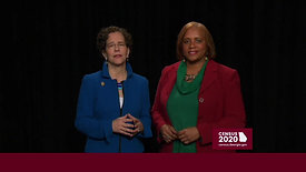Becky Evans and Lisa Norwood - Every. One. Counts. Basic Census 2020 (20 sec)