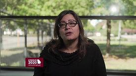 Kathy Rosado - Todos Cuentan. Censo 2020 1 min (Español)