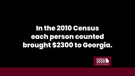 Sam Ramirez Herrera - Every. One. Counts. Healthcare Funding Census 2020 (30 sec)