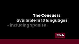 Brenda Lopez Romero - Every. One. Counts. Instructions Census 2020 (20 sec)