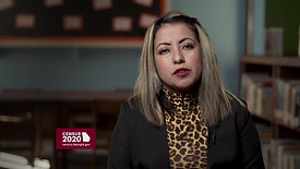 Claudia Martinez - Todos Cuentan. Censo 2020 2 min A (Español)