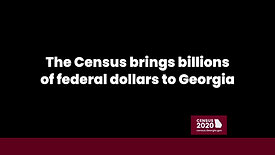 Amy Jacobs - Every. One. Counts. Federal Funding Census 2020 (20 sec)