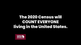 James Joyner & Bernice Banks - Every. One. Counts. Census 2020 2 min