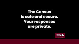 Valerie Fuller - Every. One. Counts. Safe and Secure Census 2020 (15 sec)
