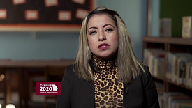 Claudia Martinez - Todos Cuentan. Censo 2020 2 Min B (Español)