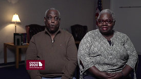 James Joyner & Bernice Banks - Every. One. Counts. Census 2020 1 min
