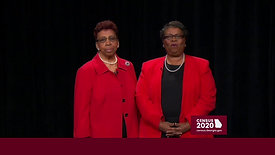 Delta Sigma Sisters - Every. One. Counts. Education Funding Census 2020 (30 sec)