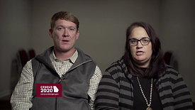 Hayden Hancock and Lisa Smart - Every. One. Counts. Census 2020 1 min