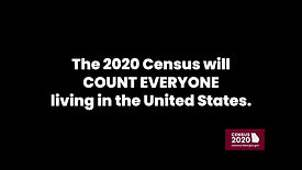 Sherri Hill - Every. One. Counts. Census 2020 1 Min
