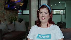 RDSA Share Your Rare - Megan Challenge