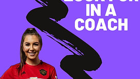 Katie - Advice on Coaching