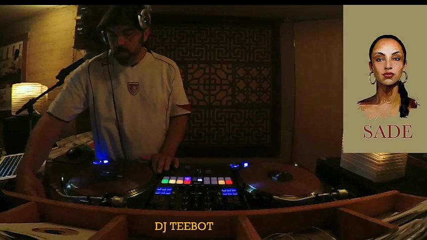 DJ Teebot's Sade mix