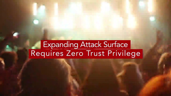 Live Nation Entertainment Sings Centrify Zero Trust Privilege