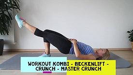 Workout Kombi Crunch Master Crunch