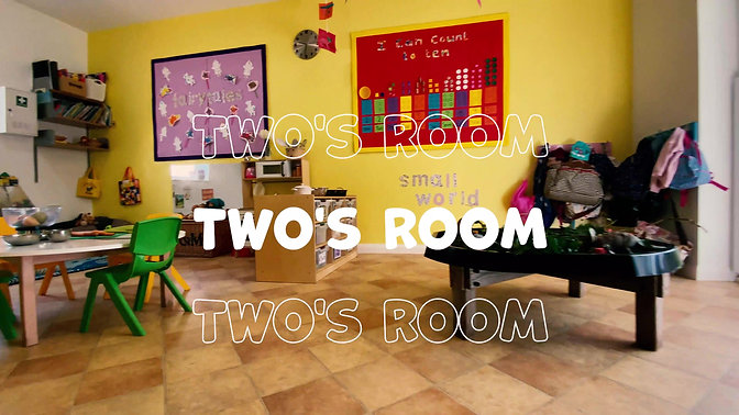 Flore Day Nursery Two's Room