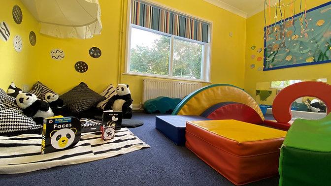 Ketton Road Babies Room