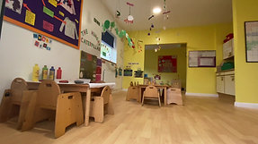 Flore Day Nursery Babies Room