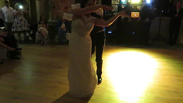 Eddie & Karen-Wedding-First Dance