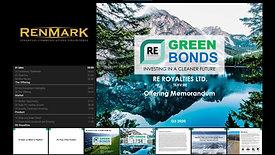 Green Bonds Virtual Roadshow